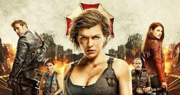 Resident Evil: The Final Chapter(Screen Gems)
