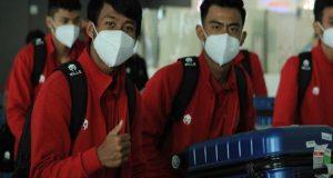 Timnas Indonesia U-19 tiba di Zagreb, Kroasia (PSSI)