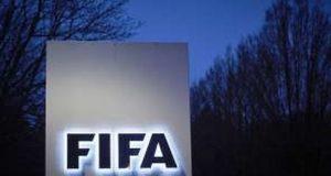 Kantor FIFA di Zurich, Swiss.(AFP)